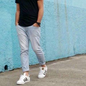 🐰 Adidas Sneakers Three Stripe